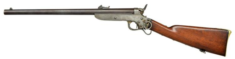 SHARPS & HANKIN MODEL 1862 SHORT CAVALRY CARBINE.