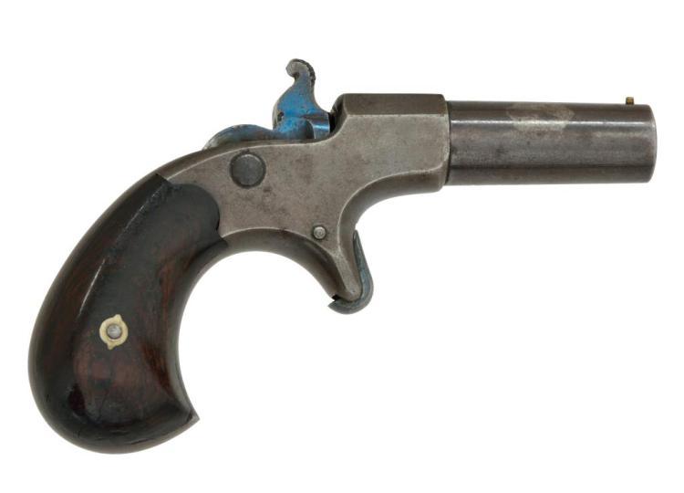 REMINGTON ELLIOT SINGLE SHOT DERRINGER.