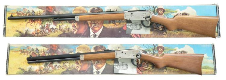 WINCHESTER 94 THEODORE ROOSEVELT RIFLE & CARBINE