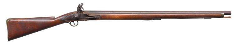 FLINTLOCK MUSKET WITH CAVALRY SABER AND WAR OF