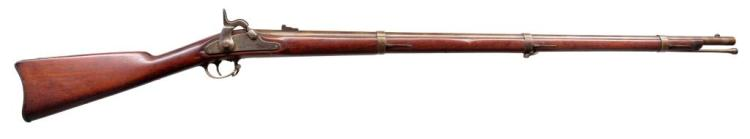 NORWICH CONTRACT 1861 PERCUSSION RIFLE MUSKET.