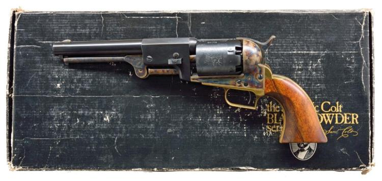 COLT MANUFACTURING COMPANY 2ND MODEL DRAGOON 2ND