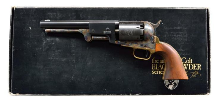 COLT MANUFACTURING COMPANY 3RD MODEL DRAGOON 2ND
