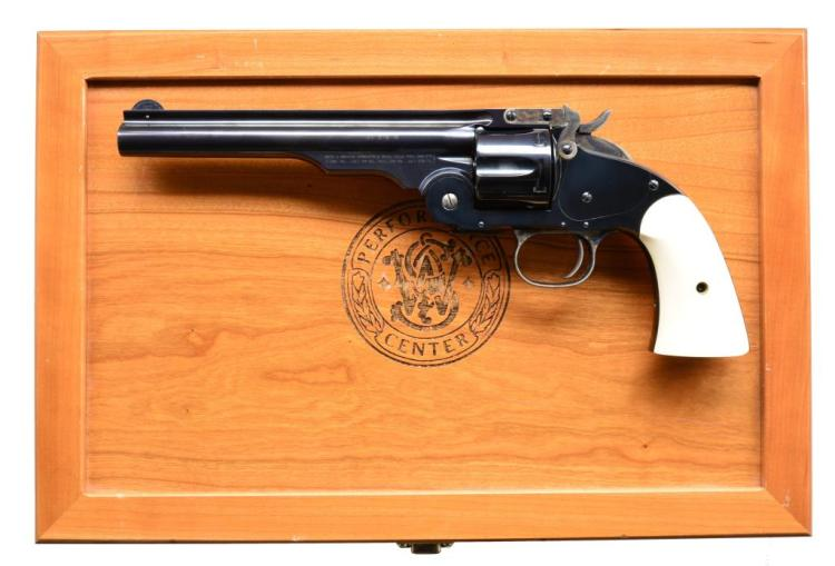 SMITH & WESSON PERFORMANCE CENTER SCHOFIELD MODEL