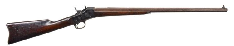 REMINGTON NO. 1 ROLLING BLOCK SPORTING RIFLE.