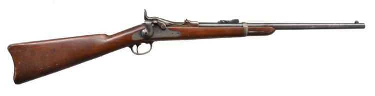 SPRINGFIELD 1873 TRAPDOOR CARBINE.