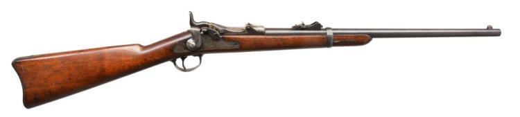 SPRINGFIELD 1879 TRAPDOOR SRC.