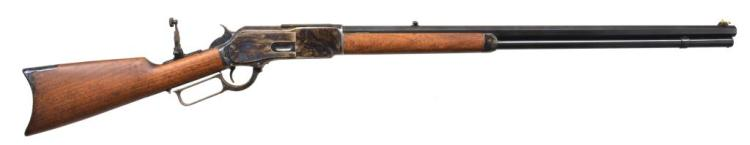 CHAPARRAL REPEATING ARMS 1876 LEVER ACTION RIFLE.