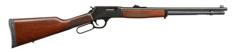HENRY BIG BOY STEEL LEVER ACTION RIFLE.