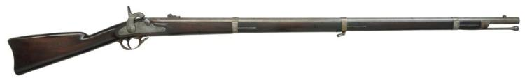 SAVAGE R.F.A. CO. NEW JERSEY CONTRACT 1861 RIFLE