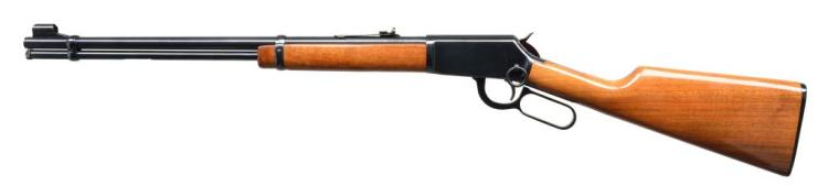 WINCHESTER MODEL 9422M XTR LEVER ACTION RIFLE.