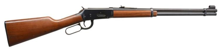 WINCHESTER POST 64 MODEL 94 LEVER ACTION RIFLE.