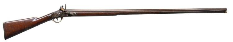 BRITISH FLINTLOCK TRADE MUSKET.