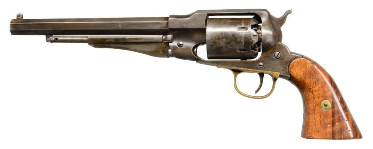 NEW MODEL ARMY REPRODUCTION REVOLVER.