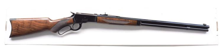 WINCHESTER 1892 DELUXE LEVER ACTION RIFLE.