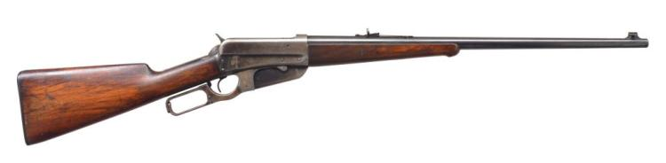 WINCHESTER 1895 LEVER ACTION RIFLE.