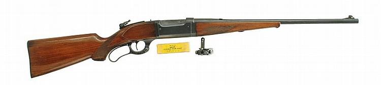 Savage 99-G Takedown Presentation Rifle.