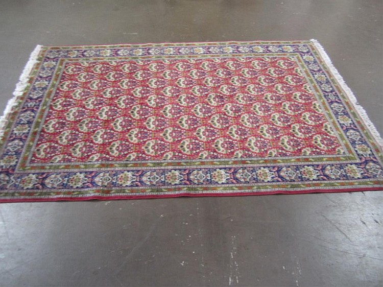 H25-12 ANTIQUE PERSIAN RUG