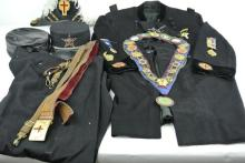 UNIFORM AND MEDALS