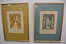 PAIR OF LOUIS ICARTS