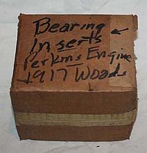Bearings Inserts Perkins Engine