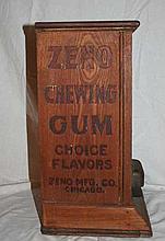 Wooden Zeno