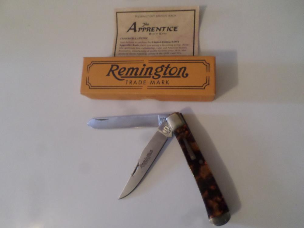 Knife- Remington R-295T