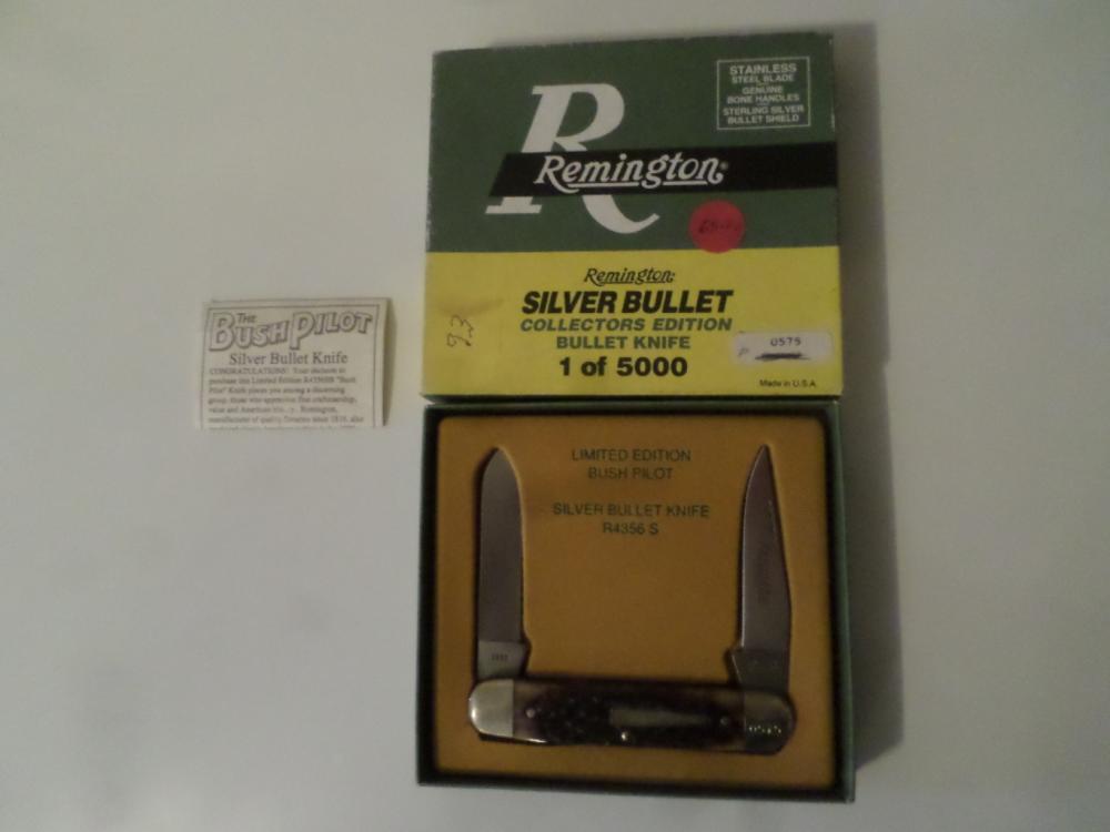 Knife- Remington Bush Pilot R-4356-S