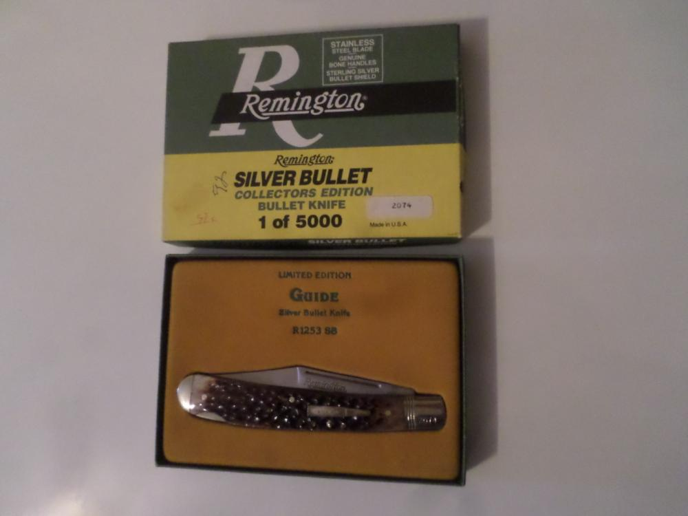 Knife- Remington Guide Lock R-12535B (1 of 5000)