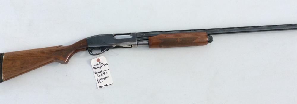 Remington Wing Master Model 870 12 gauge Pump S/N S765262V