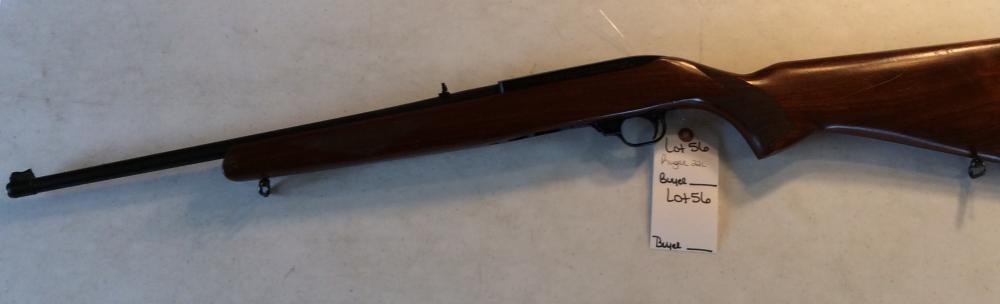 Ruger 22 LR Model 10 S/N 122-55995