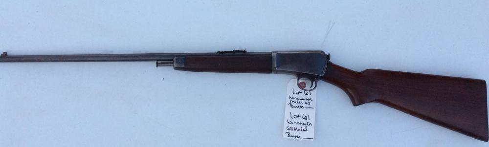 Winchester 22 LR Model 77, Tube feed