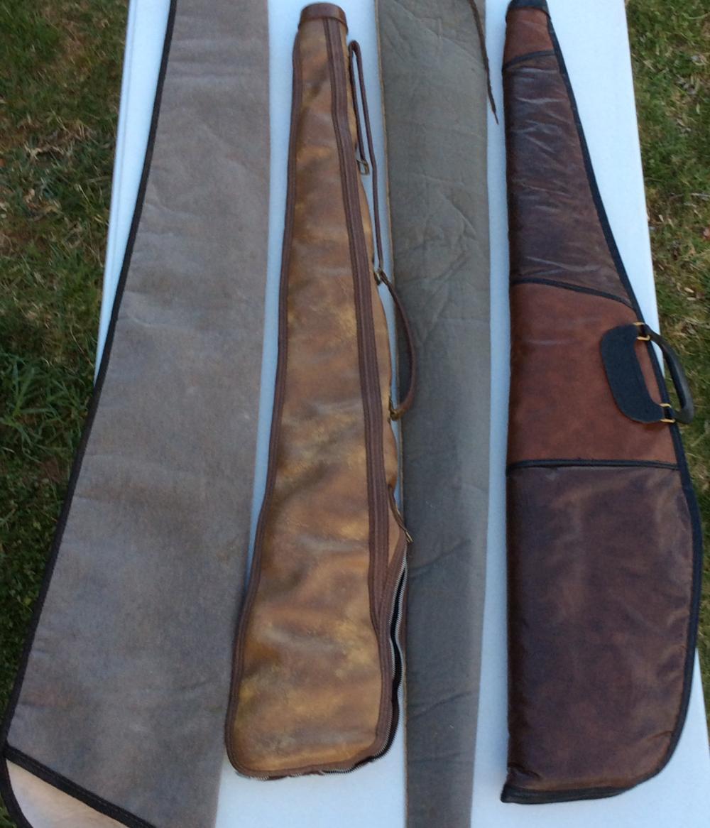 4 Soft Shell Gun Cases