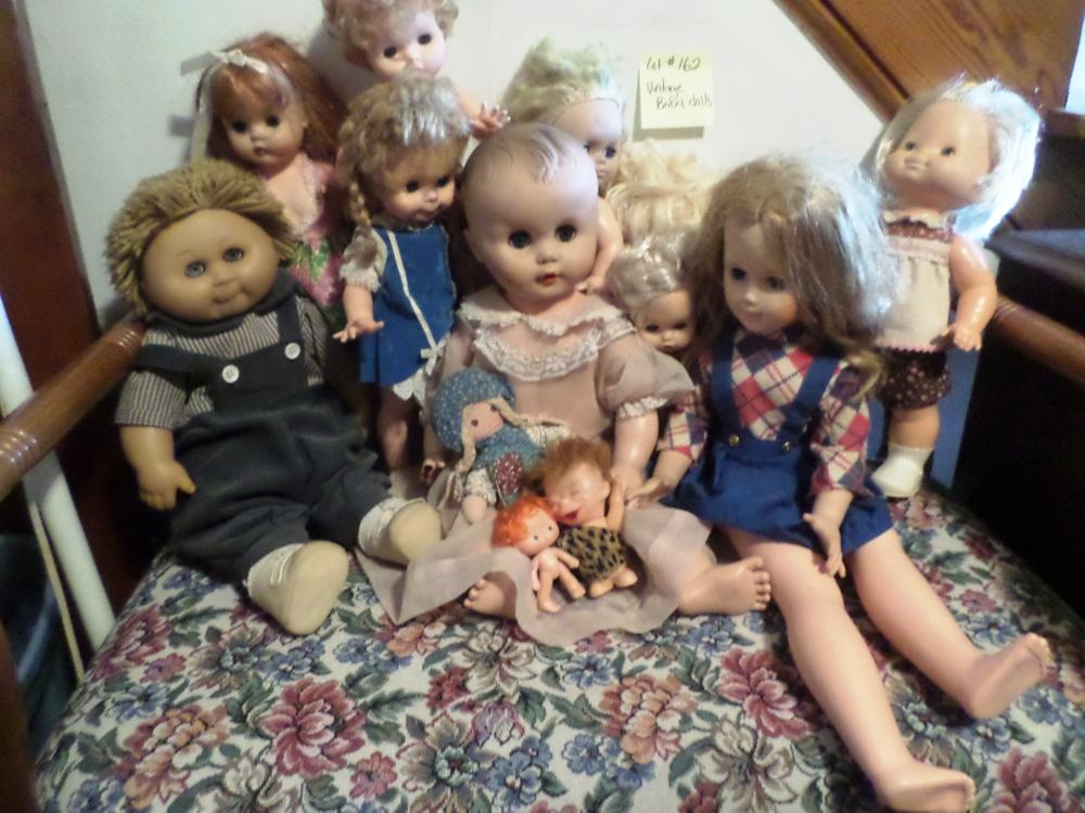 Vintage Baby Dolls