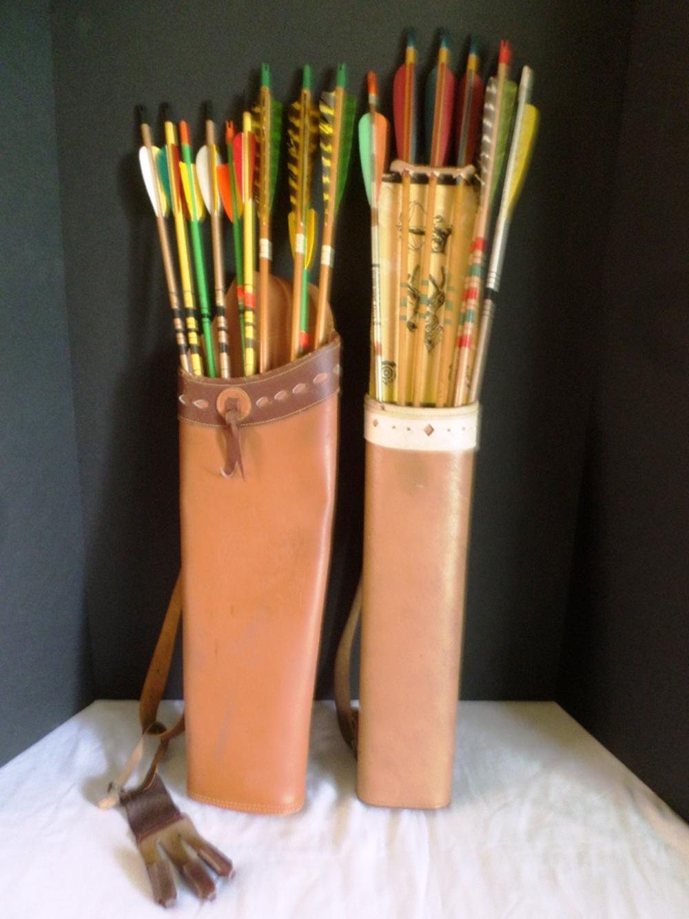 Arrows /w Pouches