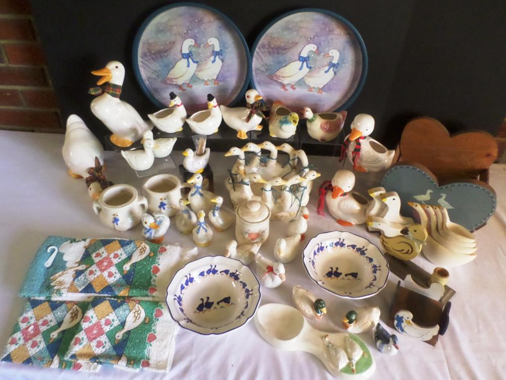 Duck Items and Decor