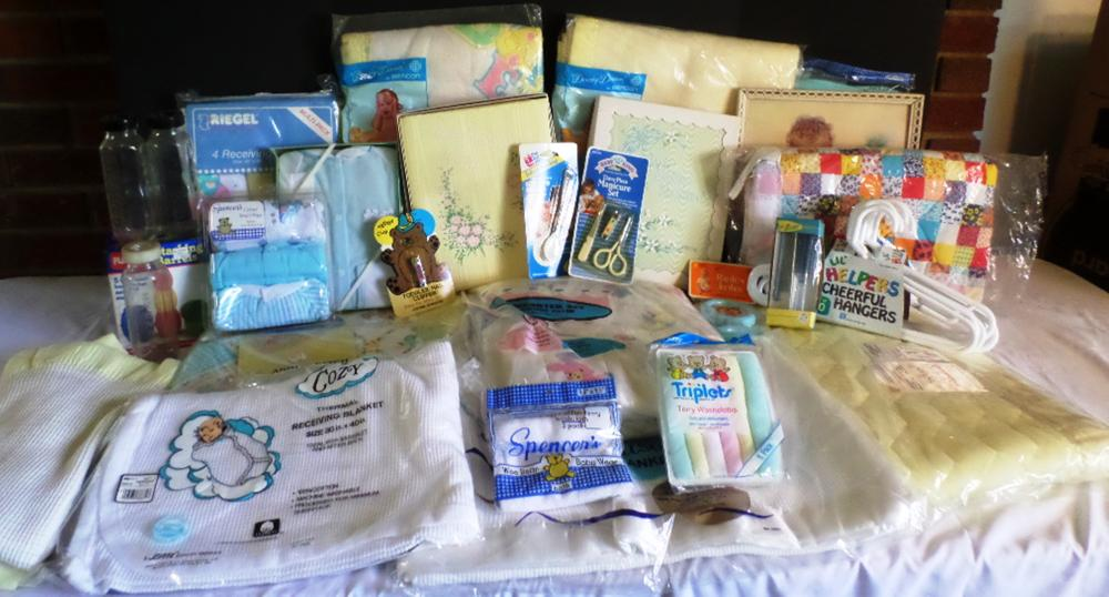 Baby Comforter, Blankets and many other Items