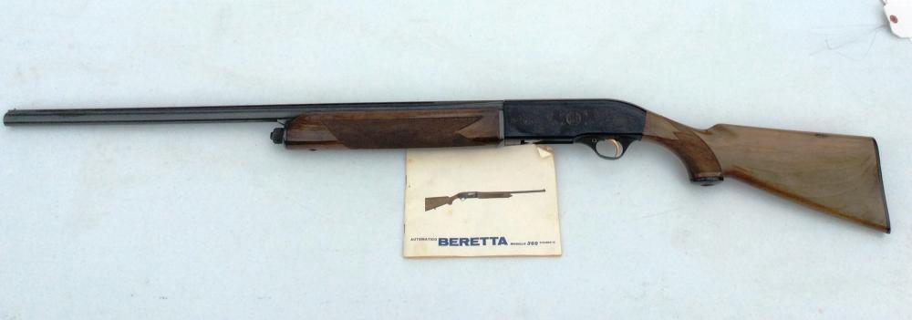 Beretta Model 300 A 12 Gauge