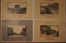 19PSC 1900's Chinese photo prints ; by Tony Li
