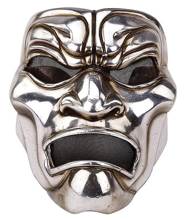 """""""Immortals"""" mask from 300."""