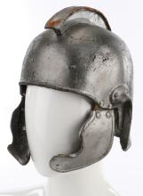 Roman helmet attributed to John Wayne