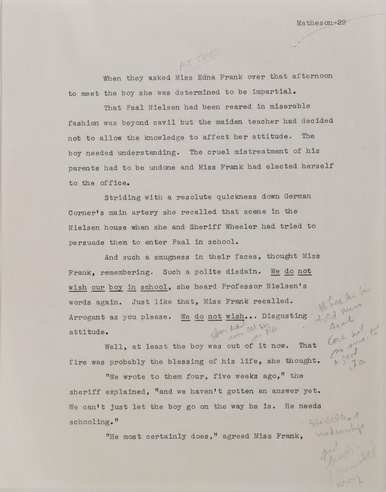 richard matheson short stories pdf