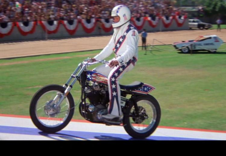 Evel Knievel S 1976 Harley Davidson Xl1000 Is For Sale: Evel Knievel Screen Used Custom 1976 Harley-Davidson XLCH 10