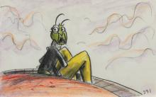 James and the Giant Peach (2) storyboards.