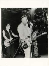 The Clash (15) photographs.