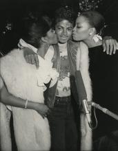 Michael Jackson (12) press photos.