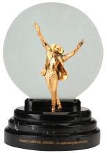 Michael Jackson 100 million record award for
