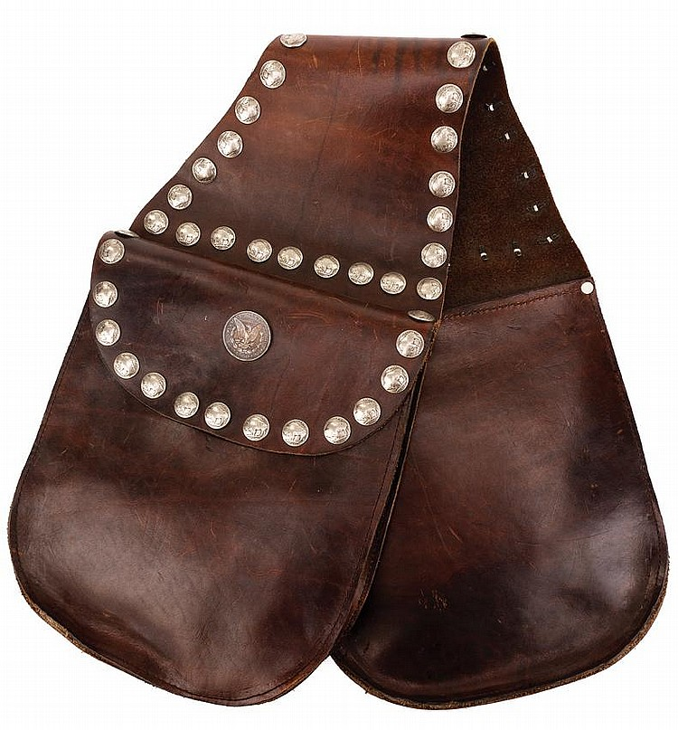 mickey rourke leather saddlebag from harley davidson and the