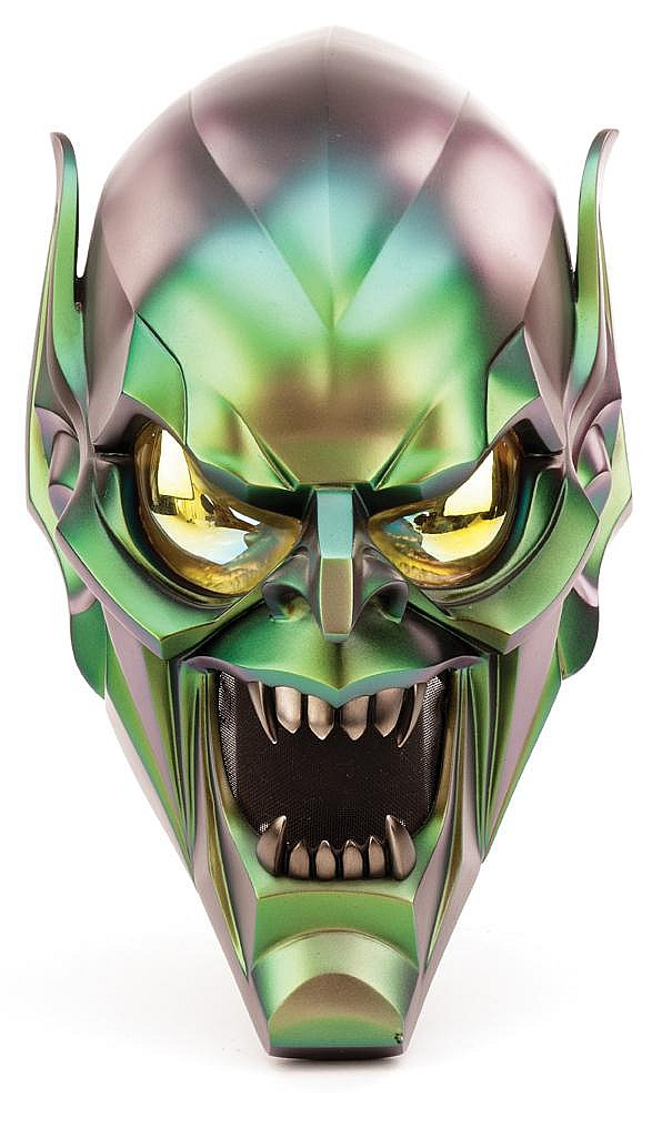 Willem Dafoe Quot Green Goblin Quot Hero Mask From Spider Man And Sp