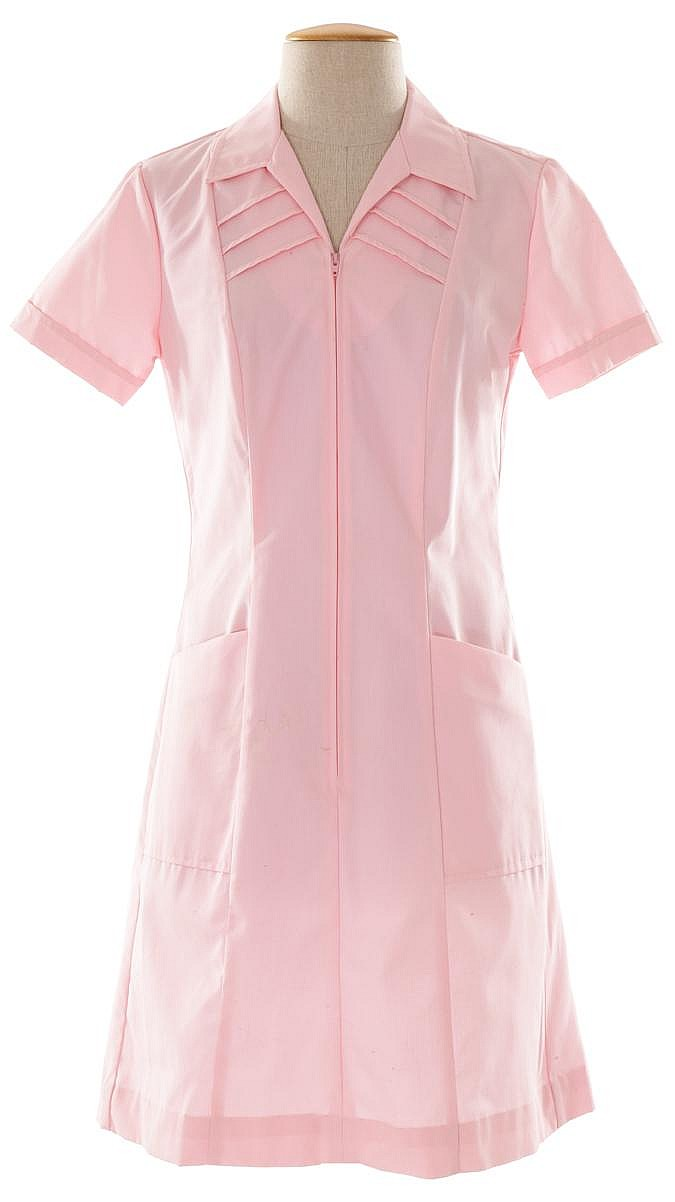 Robin Wright Quot Jenny Quot Pink Uniform Dress With Shoes From Forr